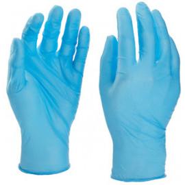 Boîte de 100 gants jetables nitrile