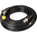 Câble vidéo et courant 30 mètres