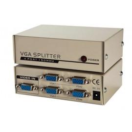 Distributeur VGA 1 entrée / 4 sorties