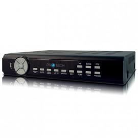 Enregistreur IP 4 voies POE - 1080P