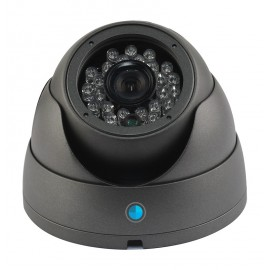 Caméra SDI Dôme Infrarouge Grise 2,1 MP