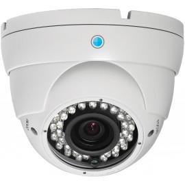 Caméra SDI Dôme Infrarouge Blanche 2,1 MP