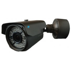 Caméra IP-HD Tube Infrarouge 2,4 MP