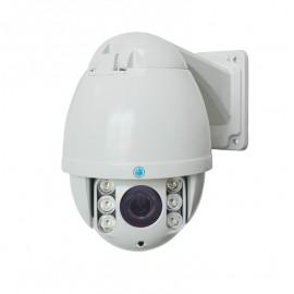 Caméra IP-HD Dôme Motorisé 360° - Zoom 12x