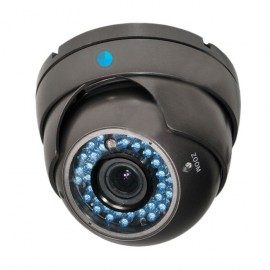 Caméra IP-HD Dôme Infrarouge 2,4 MP
