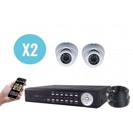 Kit Eco 2 caméras