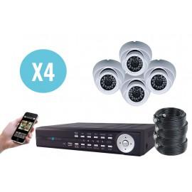 Kit Eco 4 caméras