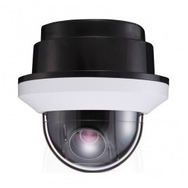 Caméra dôme motorisé compact AHD 1080p 2,4 Mégapixels