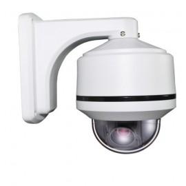 Caméra AHD Dôme motorisé compact 2,4 MP