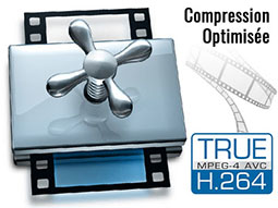 compression optimale